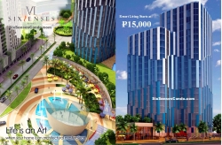 Condos For Sale Philippines. Six Senses