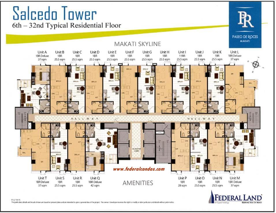 Paseo De Roces Federal Land Condominiums